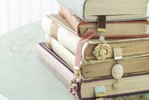 Good books and book marks / by Kari Jo