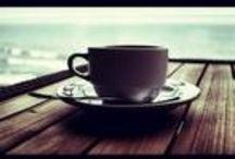 Coffee, tea and love. / by Kari Jo