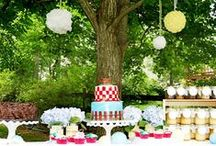P A R T Y * I D E A S * D E C O R / PARTY DECORATIONS AND IDEAS