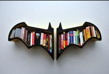 Awesome Bookshelves / by Bedford Library