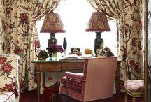 Interiors:  Window Treatments