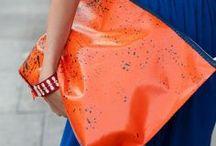 My new favourite colour / Tangerine Tango! Pantone 17-1463 TCX  Folle!