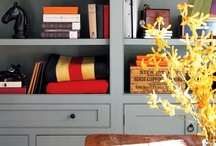 built-ins / by Isis Godfrey