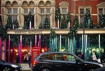Windows / Step back in time and revisit some of Harvey Nichols' most iconic window installations. Share your photos with #HNWINDOWS