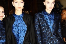 TRUE BLUE / The shade of the season is pure cobalt – beat the blues with an injection of vivid colour.  / by Harvey Nichols