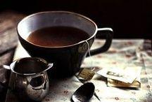 T E A / WARM CUP OF TEA