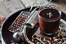 W A R M * D R I N K S / Warm teas, cocoas, mulled wines, mulled ciders... yummy  / by Almara Shop