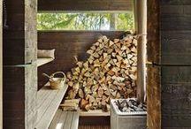 C A B I N * S T Y L E / Cabins, lodges, huts... love the style  / by Almara Shop