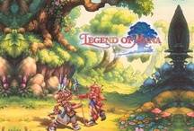 Games - Legend of Mana