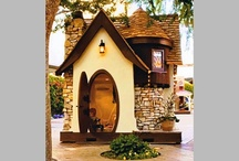 Playhouses on the Luxurious Side! / We often see many attributes to high-end estates that are fun to share.   This board features playhouses in some of Silicon Valley's most beautiful homes.