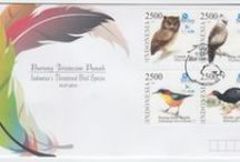 Philately - Indonesia Stamps