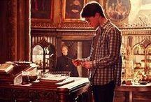 Harry Potter / by Meghan Duemler