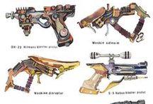 Weapon&Armor Design Inspiration