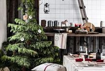 C H R I S T M A S * D E C O R / CHRISTMAS DECORATIONS AND IDEAS  / by Almara Shop