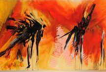 ArtEssex.co.uk / Abstract Expressionist Art For Sale! Email: james@artessex.co.uk Tel: 07742 89 88 44