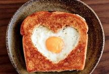 Valentine's Day Recipes / The way to the heart is through the stomach, so show your love with some treats including NestFresh eggs!