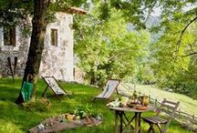 D R E A M * H O U S E / The house and garden we would love to have one day  / by Almara Shop