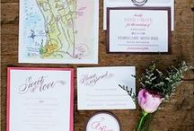 Wedding : Invites and Such
