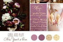 Wedding : Color Scheme