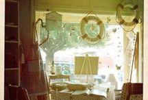 A L M A R A * S H O P / Our first gift and home decor shop in Prague / by Almara Shop
