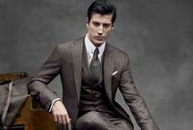 Mens Style / Some men simply choose to have style.