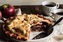 A U T U M N * F O O D / AUTUMN CAKES AND DESSERTS AND WARM FOOD