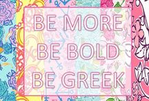 Panhellenic Love / by Miranda