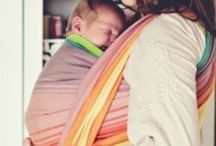 Babywearing / by Marissa Jonsson