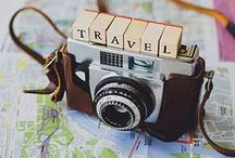 T R A V E L / A board dedicated to travelling - a thing we can´t be without.  / by Almara Shop