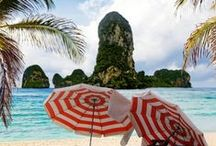 A T * T H E * S E A / We love country and nature... but wa also love the sea and white beaches...  / by Almara Shop