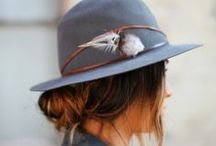 Tip of the Hat / Millinery lovin! / by Ashley Huitzil