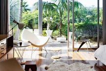Interiors and Exteriors / by Lauren Cecil