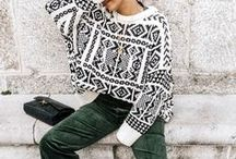 fashion // style / style fashion trend streetstyle casual chic trendy outfit lookbook ootd fashionista stylish look of the day style inpiration