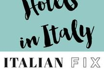 Italian Hotels & Places to Stay / Hotels in Italy + other places to stay
