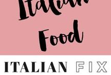 Italian Food / Amazing food in Italy, restaurants and more.