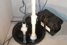 FloodWatch Sump Pump, Stand-By, or Backup  / FloodWatch 3000 Sump Pump outperforms most primary pumps – 3,000 GPH at 10-ft. lift. High reliability at an unbeatable price - guaranteed! Vertical switch. Alarm. Complete D-I-Y kits for installation as your Backup Pump, Secondary Pump, or Primary Sump Pump.