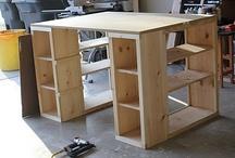 Re-Purpose it / Build it - Work it  - Repair it - Re-purpose it / by Kimberly Noh