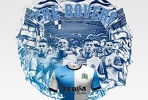 Blackburn Rovers Kit / by Blackburn Rovers