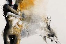 Figurative / Artistic images human forms to help bring balance to the world of figurative Fine Art