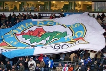 Rovers flags / by Blackburn Rovers