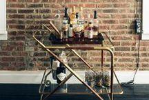 Mini Bar / I'm going to build a mini bar trolley!