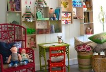 Baby Room / Ideas for nursery, playroom and girl room / by Victoria Heron