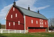 E-i-E-i-O / For the love of country, and barns! / by Rachel Christie