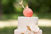 Let them eat Wedding Cake! / When it comes to wedding cakes, bigger isn't necessarily always better...