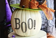 Halloween / All crafty/food stuff that's perfect for Halloween.
