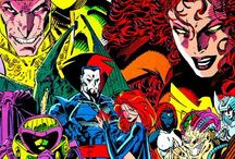 Vivacious Villains / Bold Baddies of the Marvel Universe / by Kelsey O'Brien