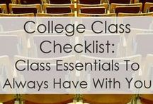 #College Tips