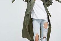 fashion // jackets and coats / jacket coat fashion style lookbook trend inpiration street style lookbook