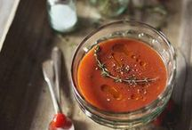 Soups & Creams - Sopas & Cremas