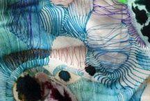 fashion // detail & color / detail details in clothes color pattern fashion inpiration trend style lookbook fringe